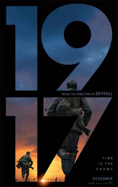 1917 Film over de Eerste Wereldoorlog