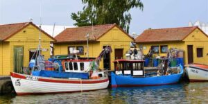Duitse vissersschepen afkortingen vissershavens in Duitsland
