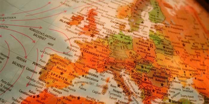 Europese talen overzicht officiële taal in Europa