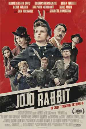 Jojo Rabbit Film uit 2019