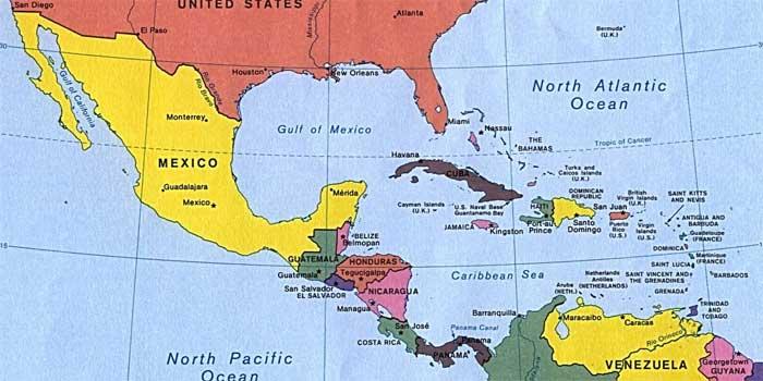 Midden-Amerikaanse Landen Tips Bezienswaardigheden en Informatie Land in Midden-Amerika