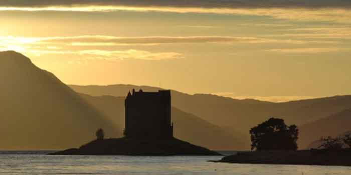 Mooiste Schotse Kastelen Overzicht Kasteel in Schotland