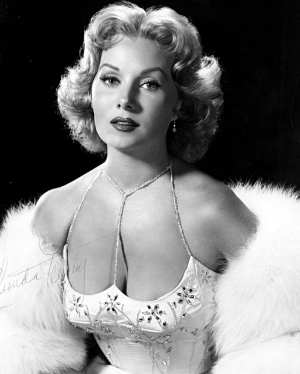 Rhonda Fleming actrice overleden in 2020
